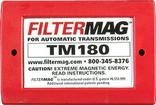 2.93 x 1.93 FILTERMAG TRANSMISSION FLUID FILTER MAGNET