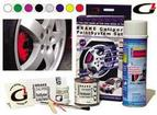 Orange Brake Caliper Paint Set