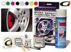 RED BRAKE CALIPER PAINT SET