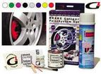 WHITE BRAKE CALIPER PAINT SET