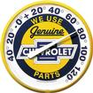 12 GENUINE CHEVROLET PARTS THERMOMETER
