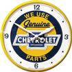 "12"" Genuine Chevrolet Parts Clock"