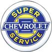 Chevrolet Super Service Counter Stool