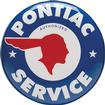 PONTIAC SERVICE COUNTER STOOL