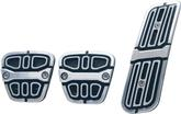 2010-13 F-BODY MANUAL TRANSMISSION PEDAL COVERS