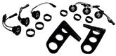 2010-15 Camaro SS & ZL1 - EagleT Triple Lighting Kit (3 LEDs per port / 6 total)