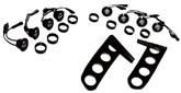 2012-15 Camaro ZL1 - EagleT Quad Lighting Kit (4 LEDs per port / 8 total)