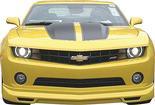 2010-13 Camaro Ground Effects Kit - V6 - W/O Spoiler - Rally Yellow