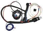2010-15 Camaro ZL1 - Fog Lamp Wiring Harness - with Green-lit Switch