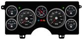 1982-87 Buick Regal NVU Performance Series Black Mechanical Gauge System (MPH)