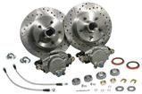 1979-87 Drop Spindle Brake kit - Deluxe