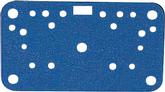HOLLEY 4150, 4160 AND 4165 SERIES CARBURETOR METERING BLOCK GASKETS