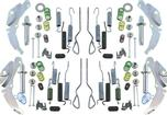 1959-70 Impala / Full Size Front And Rear Self Adjusting Brake Conversion Set