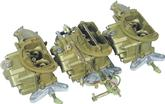 1970-71 Small Block Six Pack 350 CFM Center Carburetor Automatic