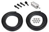 Holley EFI Fuel System Kit w/ Return Line without Fuel Pump