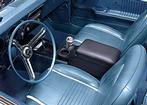 1967-73 Camaro / Firebird With Bucket Seats - Gold Hump Mount Console