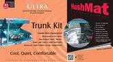 HUSHMAT ULTRA BLACK TRUNK INSULATION SET