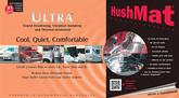 HushMat Ultra Silver Bulk Insulation Set