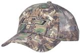 Bow Tie Cap Mesh Back Camouflage