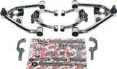 FOR HS37320 UPGRADE ONLY POLISHED STAINLESS STEEL TUBULAR CONTROL ARMS