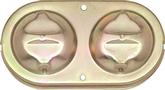 Dual Bail Master Cylinder Cover