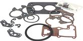 1958-67 2 BBL with Manual Transmission Rochester Carburetor Rebuild Set
