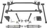 1967-69 F-Body, 1968-74 X-Body g-Bar Rear Suspension with Coil-Over Shocks