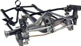 1970-73 GM F-Body - Torque Arm Rear Suspension System with Watts Linkage - with Mini-Tubs