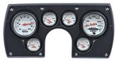 1982-89 CAMARO 6 GAUGE DASH PANEL KIT - PHANTOM GAUGES - CARBON FIBER PANEL