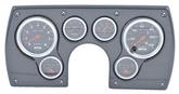 1982-89 CAMARO 6-GAUGE PANEL CARBON FIBER SIMULATED ABS PLASTIC WITH SPORT COMP GAUGES