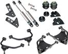 1988-98 GM Truck Coolride Front Suspension With Tubular Control Arms