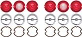 1963 Impala Tail Lamp Lens Set