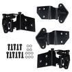 1969-70 Complete Door Hinge Kit