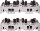 "Chevrolet ""W"" Series 348/409 Large port Performer RPM Complete Cylinder Head (Pair)"