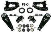 1967 Deluxe Front Suspension Kit
