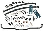 1968-74 X-Body Small Block Hotchkis Total Vehicle System Complete Front And Rear Suspension Kit