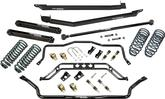 1993-97 F-Body Hotchkis Total Vehicle Suspension System with Black Powder Coat Finish