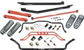 1993-97 F-Body Hotchkis Total Vehicle Suspension System with Red Powder Coat Finish