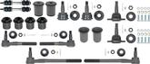 1967-69 Camaro Front End Rebuild Kit With Inner Tie Rods