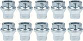 7/16- 20 R15 LUG NUT WITH 1/4 SHANK -  KIT OF 10