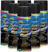 OER® Black Restoration Carpet Dye - Case of 6 - 12 Oz Aerosol Cans