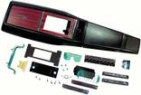 1968 Camaro TH350 / TH400 Automatic Transmission Console Kit without Console Gauges