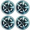 1967-77 15 X 10 RALLY II WHEEL SET