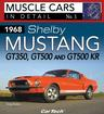 1968 Shelby Mustang - Muscle Cars In Detail Book