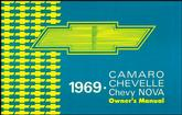 1969 Chevrolet Owner's Manual