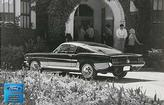 "1965 Mustang Fastback 12"" x 18"" Vintage Photo"