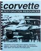 Corvette Restoration Resource