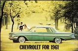1961 Chevrolet Full-Size Sales Brochure