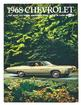 1968 Chevrolet Full-Size Sales Brochure - NOS (New Old Stock) GM