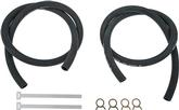 1967 Mopar A & B-Body Without AC Heater Hose Set